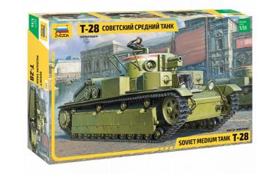 Soviet Medium Tank t-34//76 mod.1943 URALMASH 3689 ZVEZDA 1:35 NEW 2019!!!